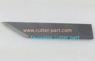 China Pivex 55 Deg , Carbide Yg6x / K10 Especially Suitable For Gerber Cutter Blade DCS1500 / 2500 supplier