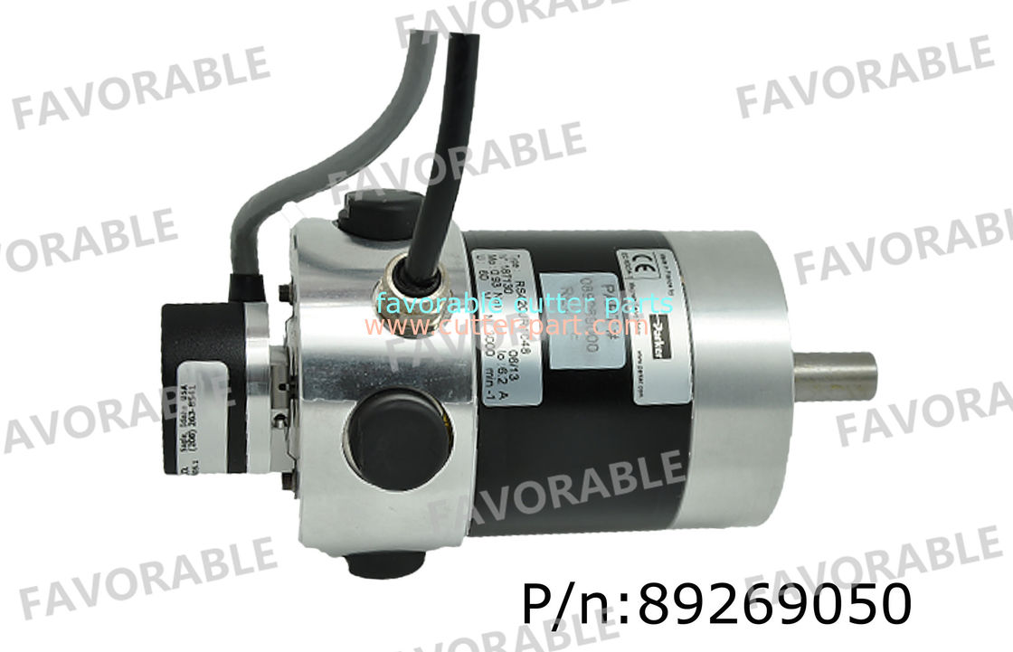 Y C Axis S72 Parvex Servo Motor For Cutter Parts S 91