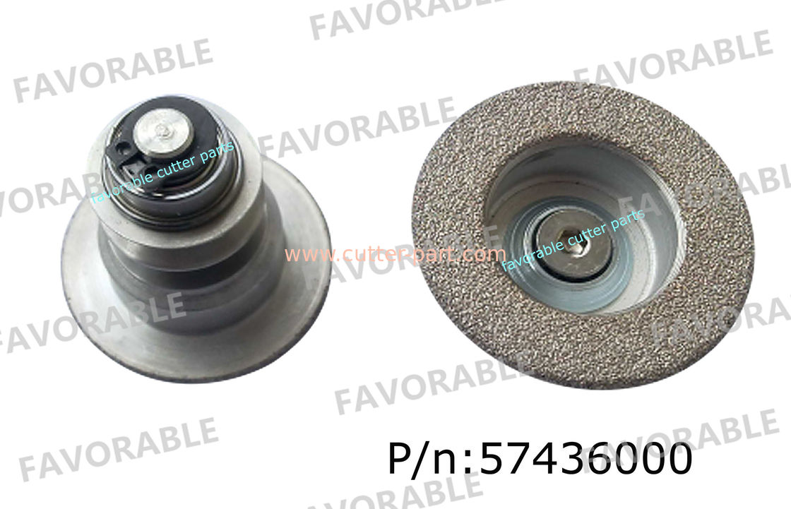 Grinding Stone Wheel Assembly Especially Suitable For Gerber Cutter ...
