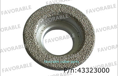 China 80 Grit Grinding Wheel Knife Stone Especially Suitable For Gerber Cutter GGT , GT , HEAD Parts No: 43323000 distributor
