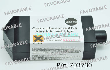 China Alys ink cartridge , Ink Especially Suitable For Lectra Plotter Parts , Cutting Machine Parts distributor