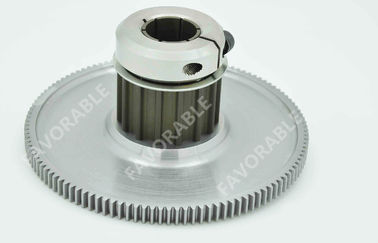 China Drive Gear Pulley Torque Tube S72 S52 For Auto Cutter GT7250  Parts 75150000 factory