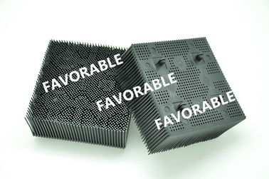 "China Black Nylon Bristle 1.6"" with Round Foot Especially Suitable For Gerber Cutter Parts 92910001 factory"