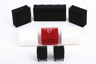 China Nylon Poly Bristle Brushes Bristle Blocks Used for Garment Textile Cutter Machines distributor