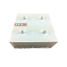 "China 92910002 White Nylon Bristle Blocks 1.6"" with Round Foot For Gerber Cutter factory"