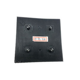 "China Bristle 1.6"" ROUND FOOT - Black , PP / NYLON For Gerber GT5250 GT7250 parts 92910001 factory"
