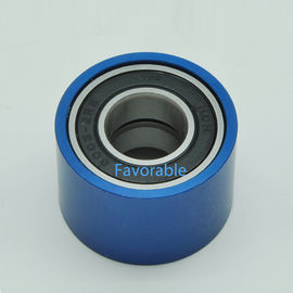 China Blue 6003-2RS Smooth Return Pulley Bearings Especially Suitable For Lectra VT5000 factory