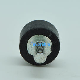 China Black Cylindrical Bumper Suitable For Lectra Cutting Machine Parts VT5000 factory