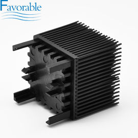China OEM FK Black Nylon Bristles Suitable For Cutter Table CAM CAD Machine distributor