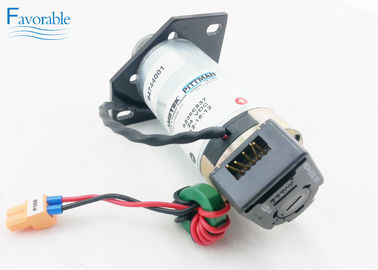 China 94744001 24V Motor Assy , Dc Servo , x - Axis , Ametek Pittman 9236E837 factory