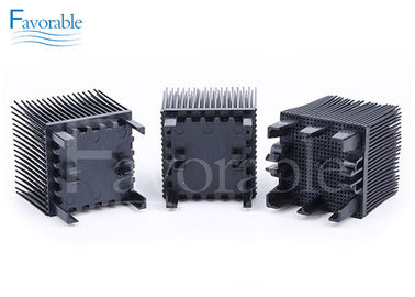 China OEM Black Nylon Bristle Blocks Suitable For FK PGM Cutter Machines factory