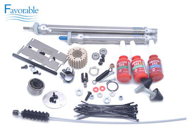 China Maintenance Kits MTK Spare Parts Cutter Parts For Auto Cutter Machine distributor