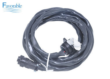 China 74815050 Black Cable Encoder C Servo Axis For Gerber Cutter Gt5250 / 7250 factory