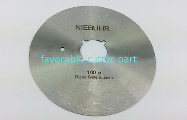 China 100 WS Kuris Cutter Knife Blades PN:101-028-051 Especially Suitable For Gerber Spreader XLS50 / XLS125 distributor