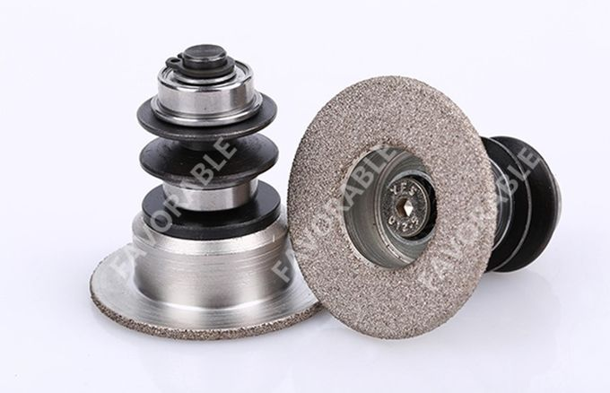 Grinding Wheel , Stone 80g Especially Suitable For Gerber Cutter GGT , ASSY , HEAD Parts 85631000