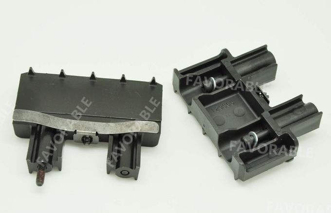 Black PN128529 Slat Stop Pad Cl25 For Lectra FP FX Q25 IX Cutter Machine