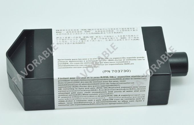 200ml Alys Ink Cartridge 703730 For Alys Plotter Toner Cartridge For Textile Garment Machines