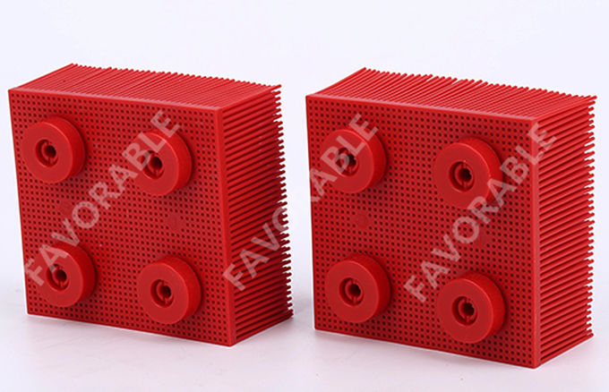 Nylon Poly Bristle Brushes Bristle Blocks Used for Garment Textile Cutter Machines