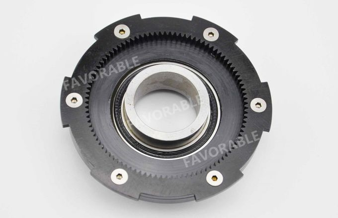 Drive Knife Articulated Clutch Assy Gear Drive Sharpene Yoke Sharpener Lower Guide Roller For GT7250