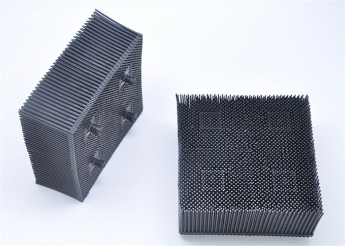 "060548 Black Nylon Bristles , 1.6""  PP Bristle Black Block For Bullmer Cuter Machine"