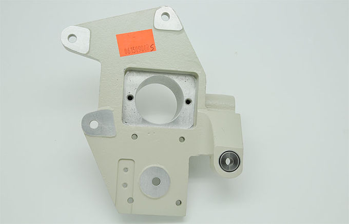 61509007 Mechanical Parts , Elevator Carriage Assembly For Cutter GT7250