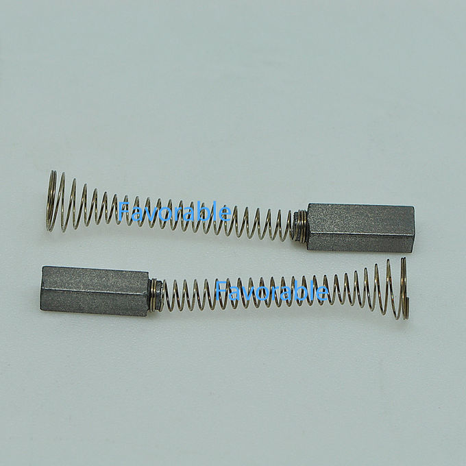 Brushes Kit Tachy Carbon Brush suitable for Sanyo Motor for Lectra VT5000