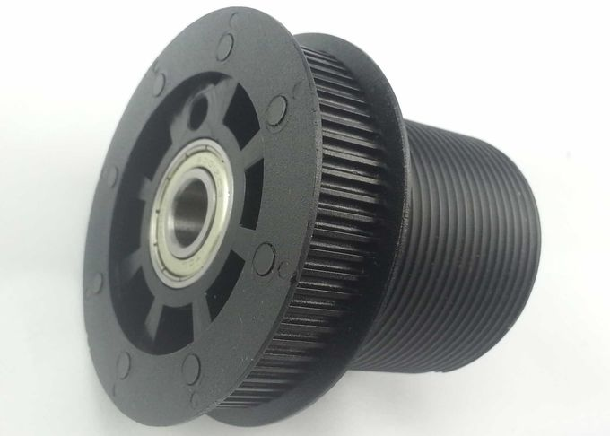 Drive Pulley Ap-300 , Strong Steel Wire Set Used For Auto Cutter Plotter Parts Ap320 55101001/055101000