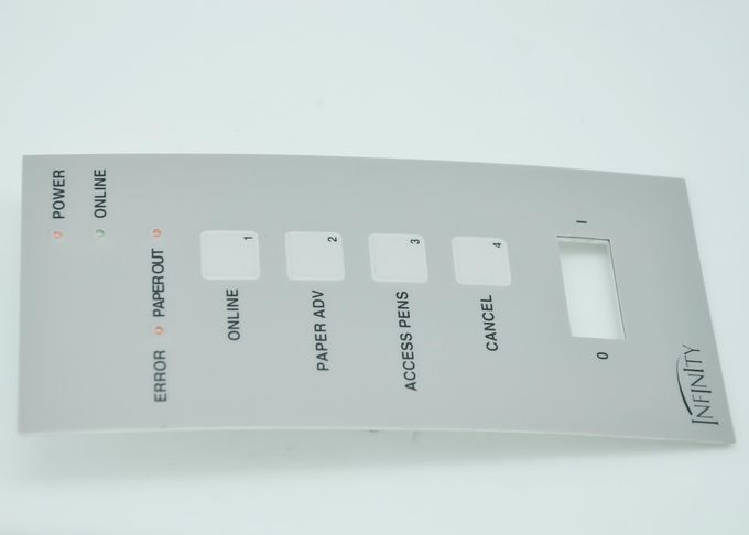 Operation Panel Assy , Keypad/ Button , Power Supply Used For Auto Cutting Plotter Infinity Series 77510000