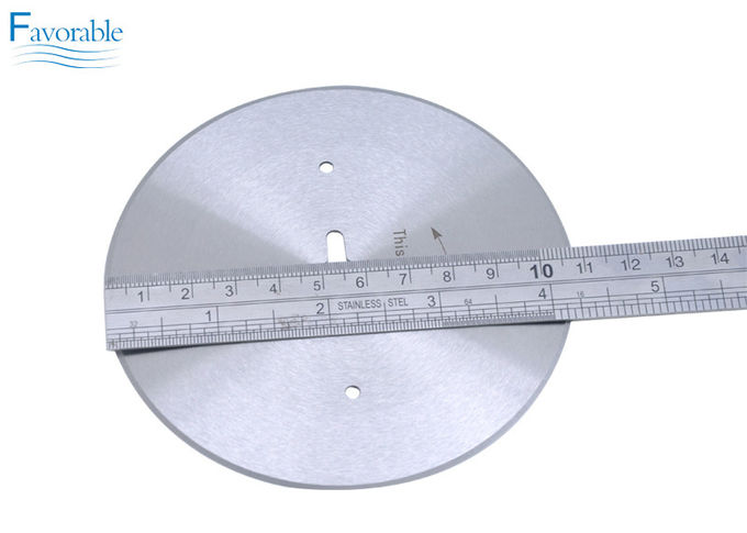 0504091301 Cutting Machine Parts Round Circular Knife Blade