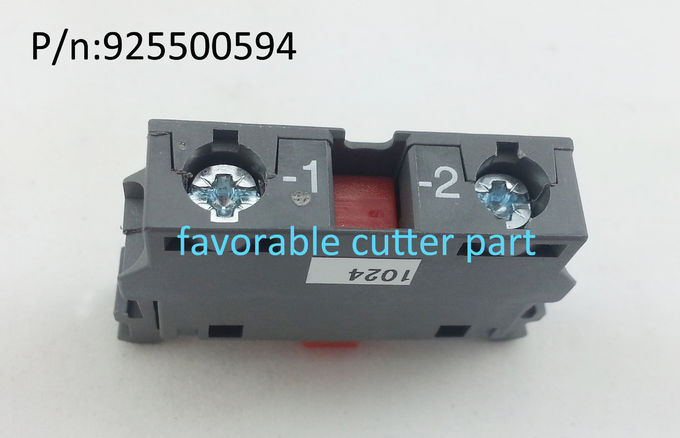 Switch Mcb01 Nc Contact Block Especially Suitable For Gt5250 S5200 Cutter Parts 925500594