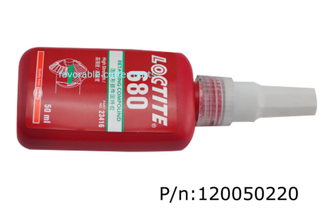 ADH LOCTITE 680 LOCTITE #68035 (50ml)  For Auto Cutter GT7250 Cutter Machine Parts 120050220
